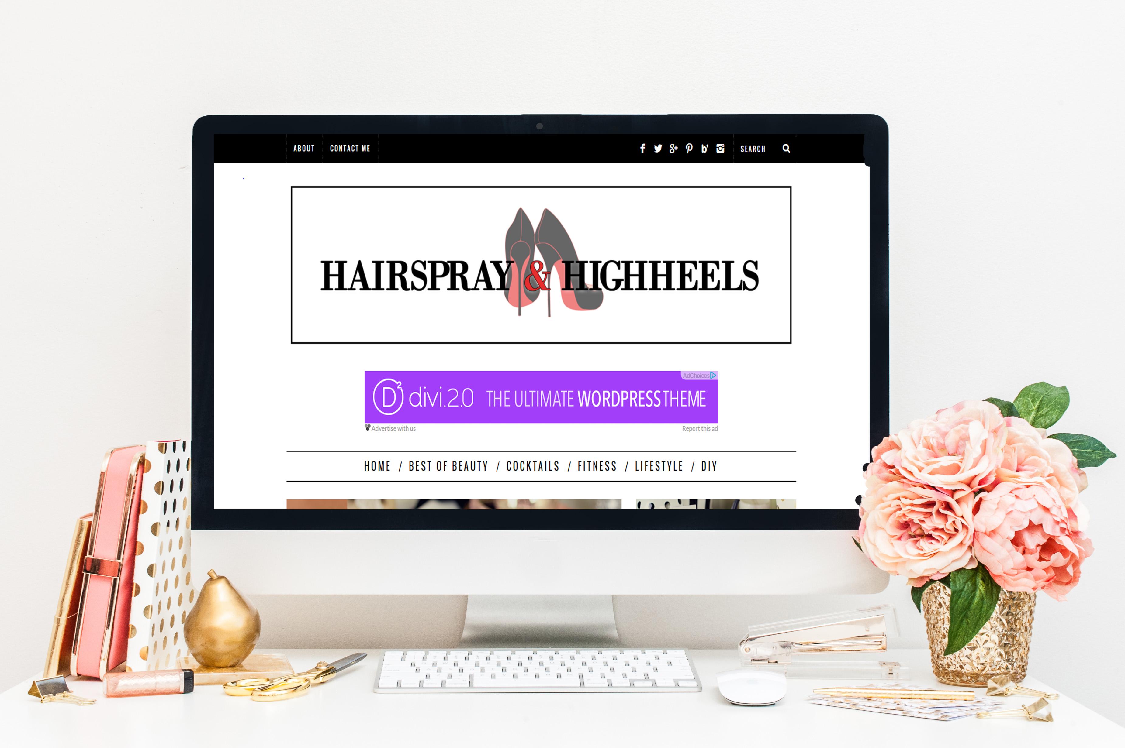 Hairspray and Highheels